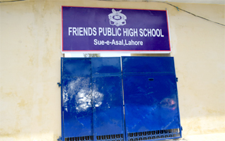 Friends Public High School - Sue-e-Asal, Lahore